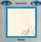 LP - Uriah Heep - Look At Yourself - SIGNED!