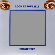 CD - Uriah Heep - Look At Yourself - Cardboard Sleeve