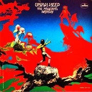 LP - Uriah Heep - The Magician's Birthday - Presswell