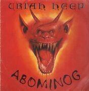 LP - Uriah Heep - Abominog