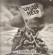 LP - Uriah Heep - Conquest