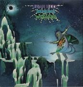 LP - Uriah Heep - Demons And Wizards - Pink Rim Island
