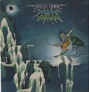 LP - Uriah Heep - Demons And Wizards - UK BRONZE A1/B1