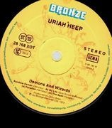 LP - Uriah Heep - Demons And Wizards