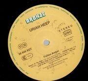 LP - Uriah Heep - Fallen Angel