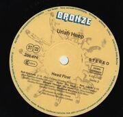LP - Uriah Heep - Head First
