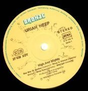 LP - Uriah Heep - High And Mighty