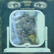 LP - Uriah Heep - Look At Yourself - MIRROR SLEEVE