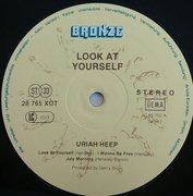 LP - Uriah Heep - Look At Yourself