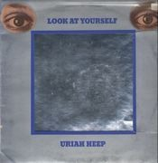 LP - Uriah Heep - Look At Yourself - UK NO POSTER