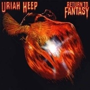 LP - Uriah Heep - Return To Fantasy