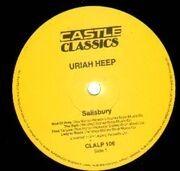 LP - Uriah Heep - Salisbury