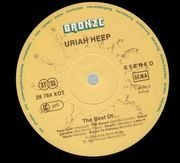 LP - Uriah Heep - The Best Of