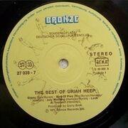 LP - Uriah Heep - The Best Of