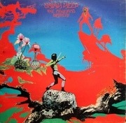 LP - Uriah Heep - The Magician's Birthday - original bronze