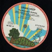 LP - Uriah Heep - The Magician's Birthday - Gatefold