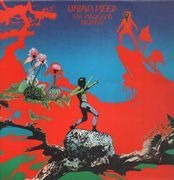 LP - Uriah Heep - The Magician's Birthday - Gatefold