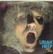 LP - Uriah Heep - Very 'eavy Very 'umble - Vertigo Swirl