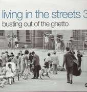 Double LP - V/A - Living In The Streets 3 - 17 TR. W. GARY BARTZ, FATBACK, SPANKY WILSON