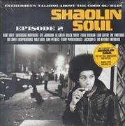 Double LP & CD - Syl Johnson, Black Ivory, Al Green a.o. - Shaolin Soul Episode 2