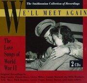 Double CD - Benny Goodma, Tony martin, Artie Shaw,Glenn Miller - We'll meet again - The love songs of World War II - Digipak