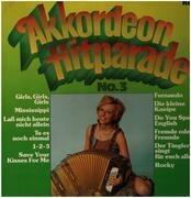 LP - Valdi & Felix - Akkordeon Hitparade No. 3