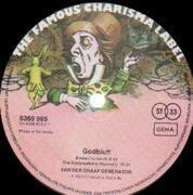 LP - Van der Graaf Generator - Godbluff - german original