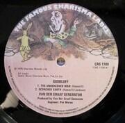 LP - Van Der Graaf Generator - Godbluff - UK