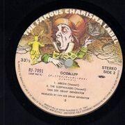 LP - Van Der Graaf Generator - Godbluff