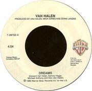 7inch Vinyl Single - Van Halen - Dreams