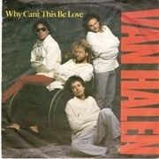 7'' - Van Halen - Why Can't This Be Love