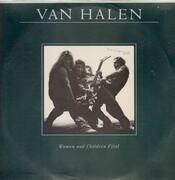 LP - Van Halen - Women And Children First