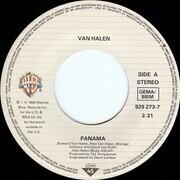 7inch Vinyl Single - Van Halen - Panama