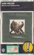 MC - Van Halen - Women And Children First - Still Sealed.