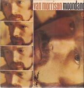 LP - Van Morrison - Moondance - Burbank Labels / Signed by Artist