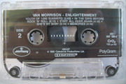 MC - Van Morrison - Enlightenment - Dolby HX Pro. Still Sealed