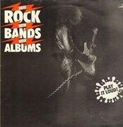 LP - Van Wilks, Ian McLagan a.o. - New Rock New Bands New Albums