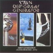 CD - Van Der Graaf Generator - First Generation (Scenes From 1969-1971)^^