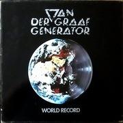 LP - Van Der Graaf Generator - World Record - Charisma