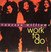 12inch Vinyl Single - Vanessa Williams - Work To Do