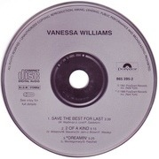 CD Single - Vanessa Williams - Save The Best For Last