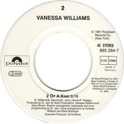 7'' - Vanessa Williams - Save The Best For Last