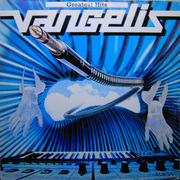 LP - Vangelis - Greatest Hits