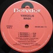 LP - Vangelis - Mask