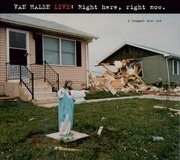 Double CD - Van Halen - Live: Right Here, Right Now.