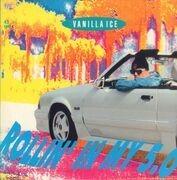 12inch Vinyl Single - Vanilla Ice - Rollin' In My 5.0