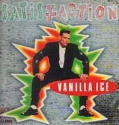 12inch Vinyl Single - Vanilla Ice - Satisfaction