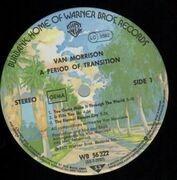 LP - Van Morrison - A Period Of Transition