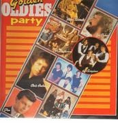 LP - Various (Including Joe Cocker, Scorpions, The Guess Who...) - Golden Oldies Party