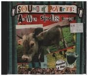 CD - Various - Anyway singles 92-93 - Sound of Poverty